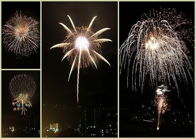 -event-山ノ内町 第53回「全国煙火競技大会」が行われました。