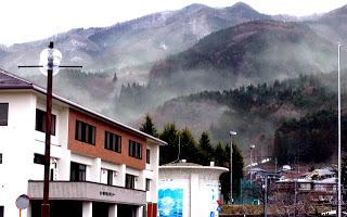 山ノ内町-yamanouchi-春の花・・・・・そして杉花粉・・・