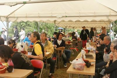 -loco, farm, event-賑わったそばの花祭り