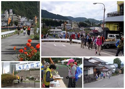 山ノ内町-kominkan-第3回「湯けぶりの里ウオーク」が開催されました