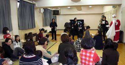 山ノ内町-library-蟻川図書館クリスマスお話し会