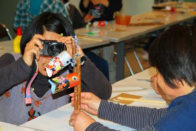 -museum, event-5/12 志賀高原ロマン美術館のワークショップ