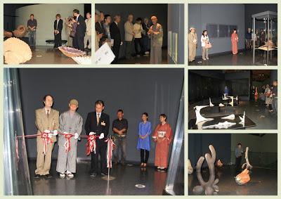 ロマン美術館-museum-志賀高原ロマン美術館「陶展」が始まりました