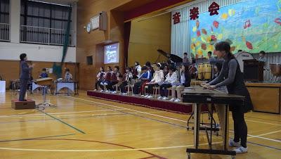 -kocarina-感動!!山ノ内町四小学校の音楽会
