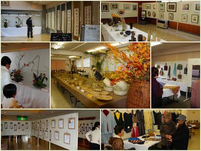 -living, kocarina-山ノ内町総合文化祭が開催されました。