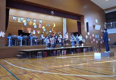 小学校-kids-10/30 山ノ内町4小学校6年生合同音楽会から