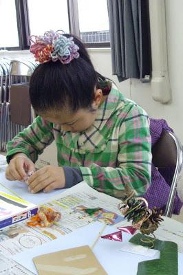 山ノ内町-kids-12/1 松ぼっくりでミニツリーを作ろう「いきいきふれんど」