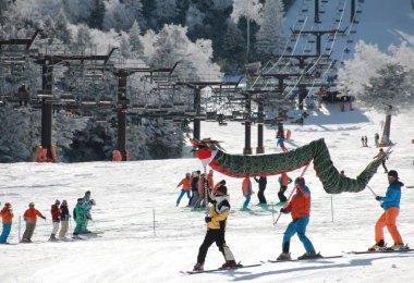 終了イベント, 志賀高原, 写真ギャラリー, スキー場-experience-志賀高原統一スキー場開き祭にAKB48チーム8登場!