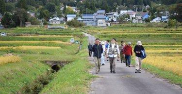 須賀川, ユネスコエコパーク-column-須賀川地区で地域資源と価値を知る