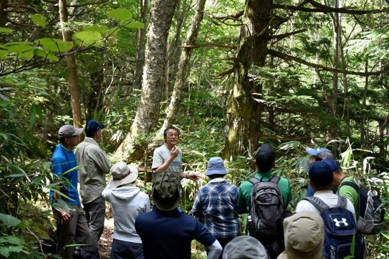 山ノ内町ユネスコエコパーク-localwork-小中学校の教職員研修会を開催