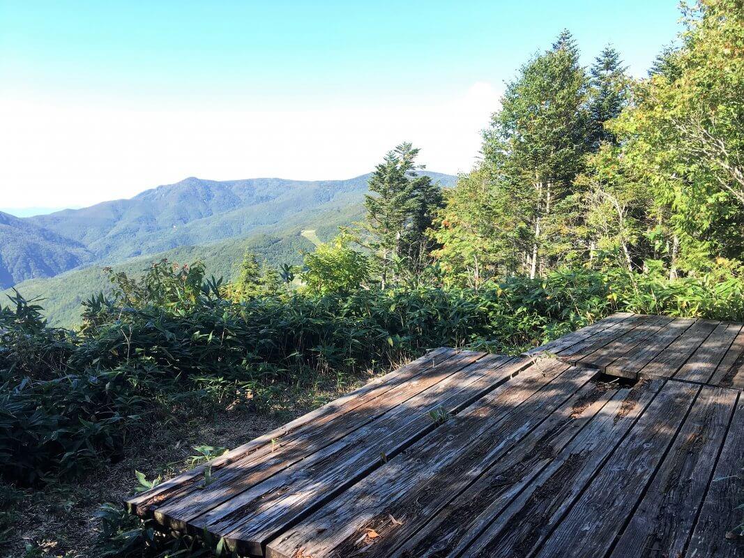山ノ内町志賀高原-outdoor-志賀高原でトレッキング 「まが玉の丘」を歩いてきました