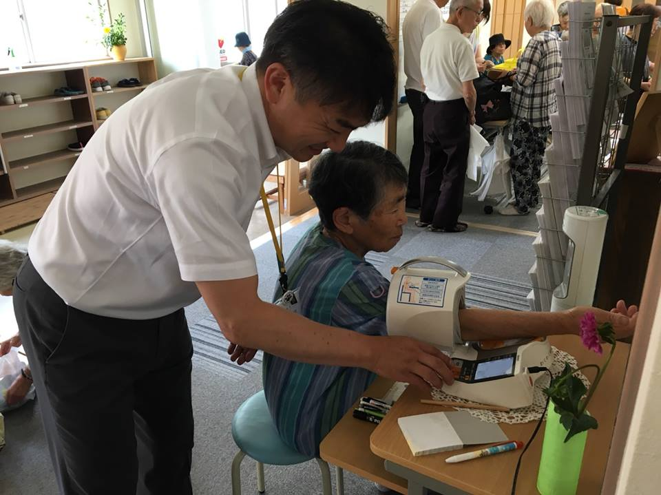 山ノ内町社会福祉協議会-living, localwork-7月のわくわく商店街