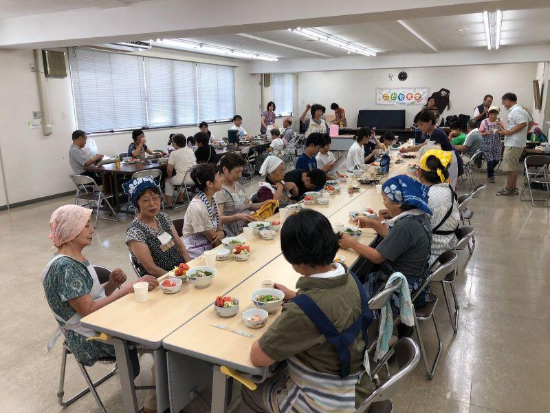 山ノ内町社会福祉協議会-living, localwork-8月の社協だより