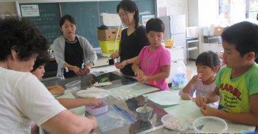 いきいきふれんど-kids-ひんやりラムネ菓子作り