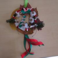 いきいきふれんど-kids-かんたんクリスマスリースを作ろう