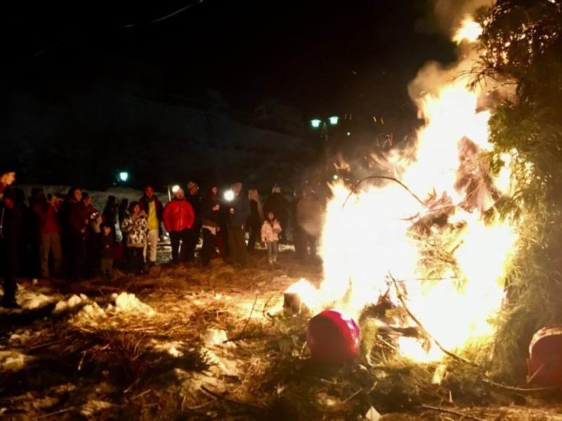 渋温泉, 沓野, 御柱祭, お祭り-history, tradition-2010天川神社御柱祭(沓野・渋)