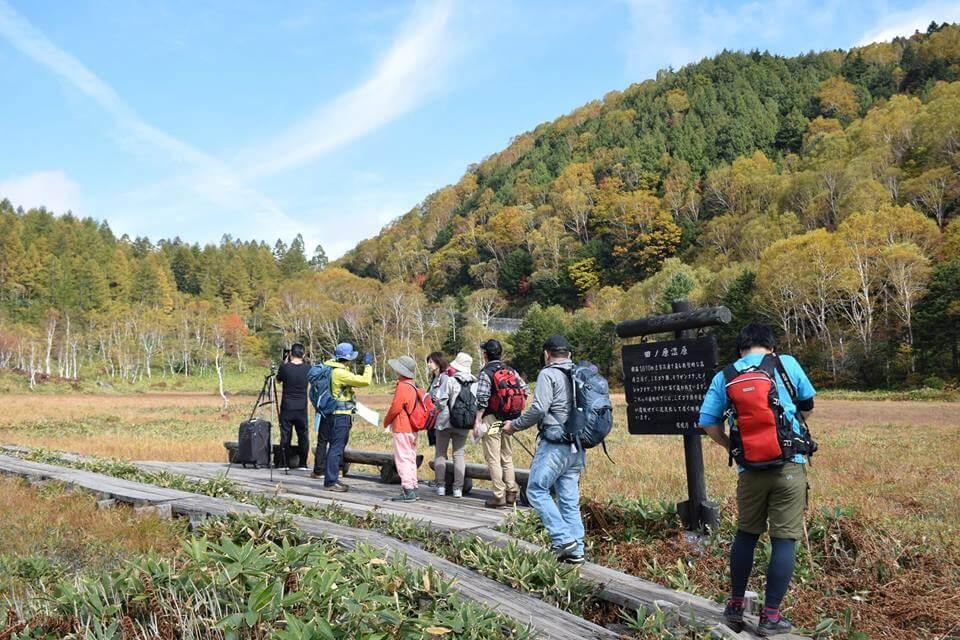 山ノ内町志賀高原, ユネスコエコパーク-naturereserve-志賀高原自然観察会で新たな発見!