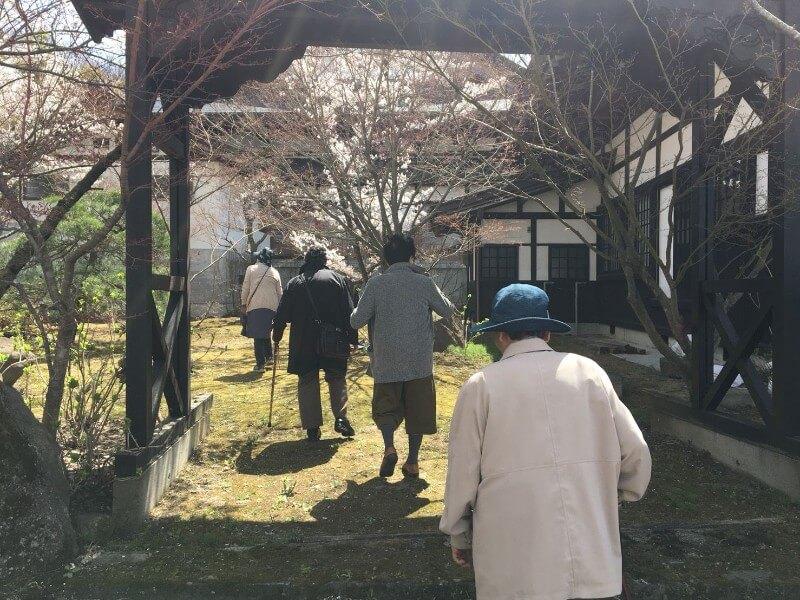 山ノ内町社会福祉協議会-localwork-介護者リフレッシュ教室