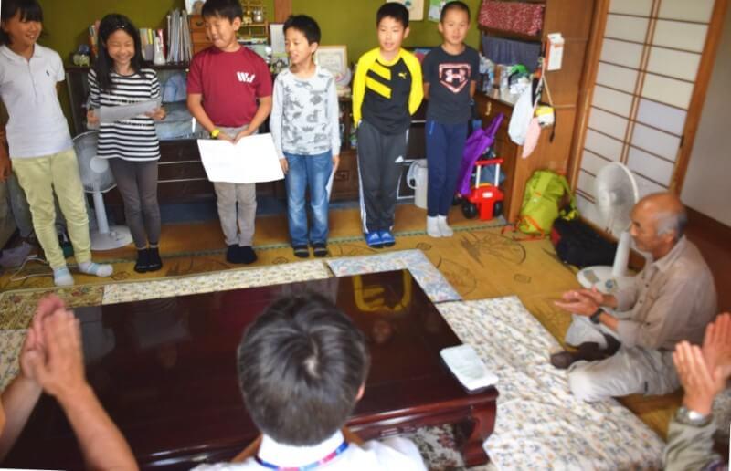 山ノ内町ユネスコエコパーク-kids-小学生の体験学習