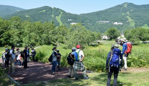 大自然満喫ツアーin志賀高原 友好都市の足立区の家族が参加